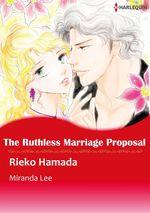 Vente Livre Numérique : Harlequin Comics: The Ruthless Marriage Proposal  - Miranda Lee - Rieko Hamada