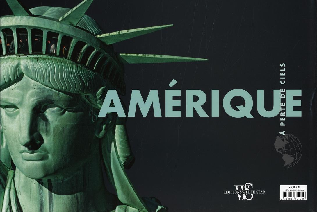 Amérique ; à perte de ciels