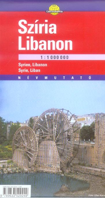 Syrie-liban