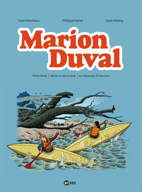 Marion Duval ; INTEGRALE VOL.6 ; T.16 A T.18