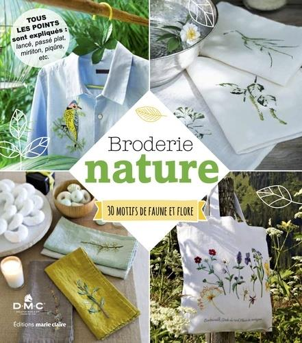 Broderie nature