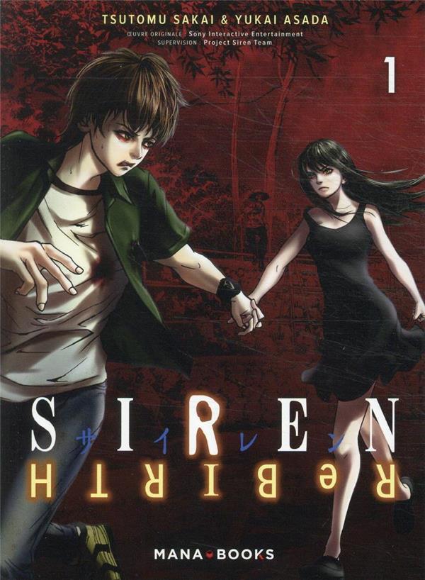 Siren rebirth T.1