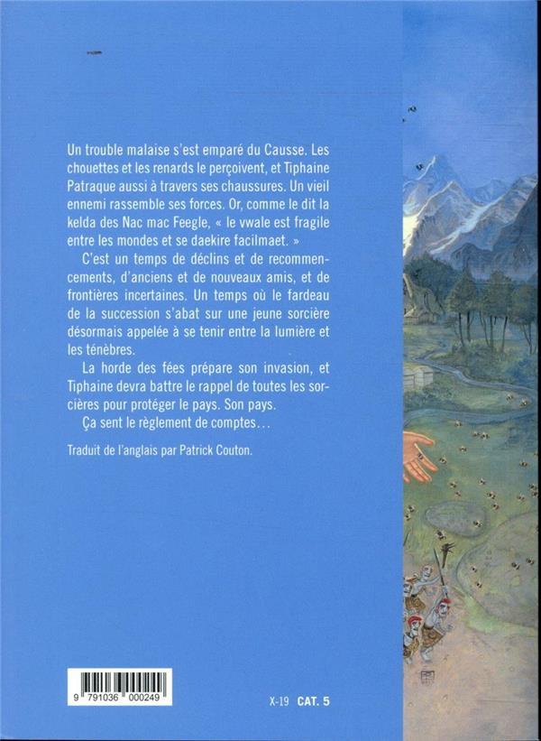 Les annales du Disque-monde T.41 ; la couronne du berger