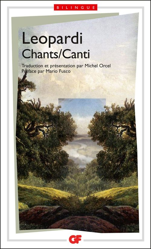 Chants ; canti