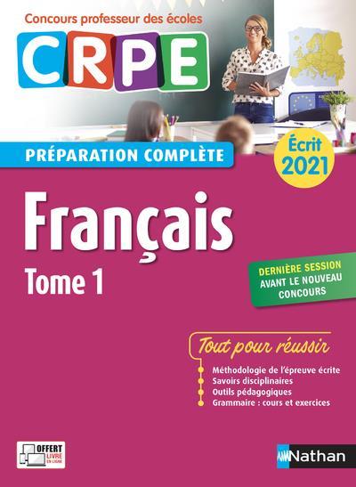 écrit français t.1 (édition 2021)