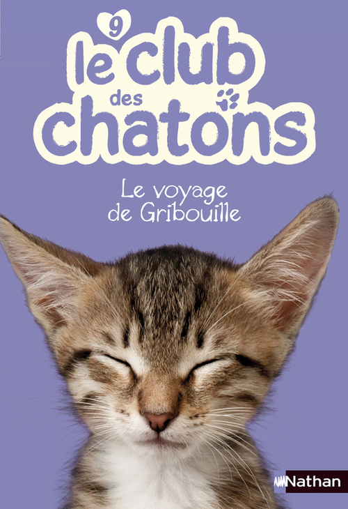 Vente EBooks : Le voyage de Gribouille  - Christelle Chatel