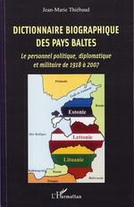Vente Livre Numérique : Dictionnaire biographique des Pays baltes  - Jean-Marie Thiébaud
