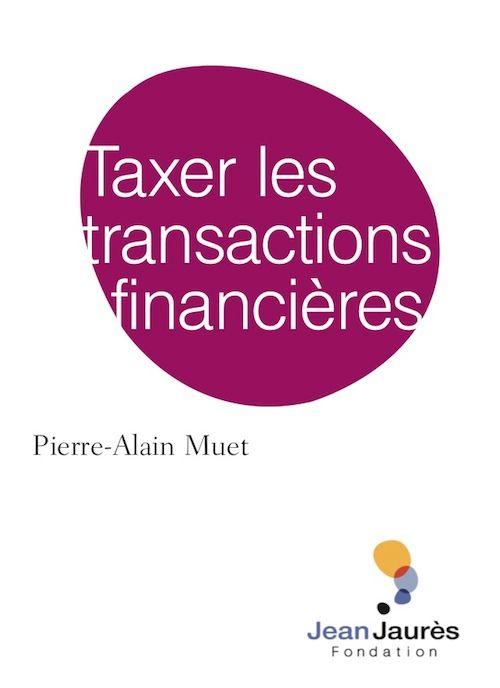 Taxer les transactions financières