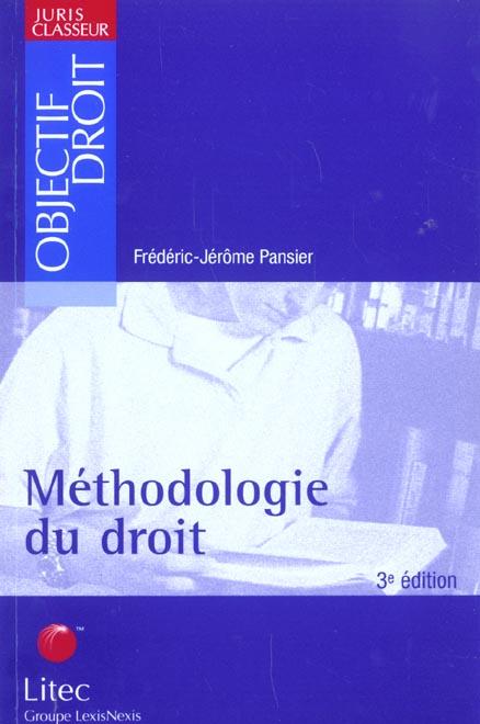 Methodologie du droit
