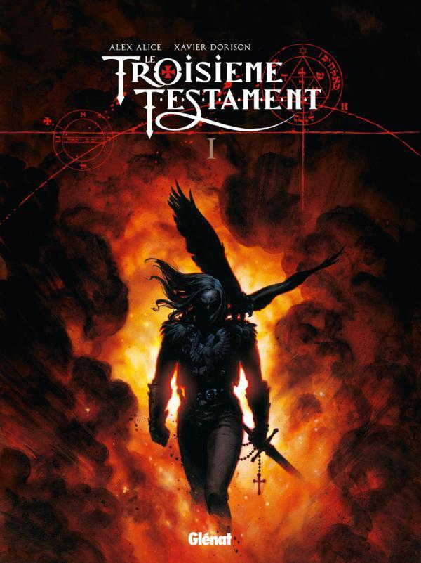 Le Troisieme Testament T.1 ; Marc Ou Le Reveil Du Lion
