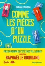 Comme les pièces d'un puzzle - Prix Télé-Loisirs du roman de l'été 2020