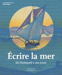 écrire la mer ; de l'Antiquité à nos jours