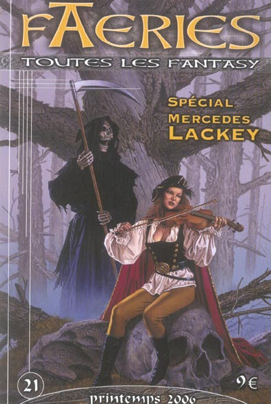 Faeries 21 special mercedes lackey
