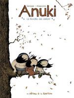 Couverture de Anuki T2 - La Revolte Des Castors