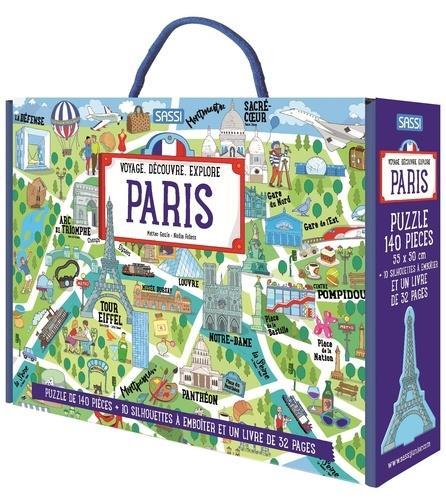 PARIS VOYAGE, DECOUVRE, EXPLORE