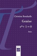 Vente Livre Numérique : Genèse, ei + 1 = 0  - Christine Bonduelle