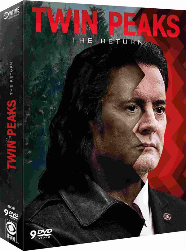 coffret Twin Peaks, saison 3 : the return