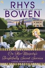Vente Livre Numérique : On Her Majesty's Frightfully Secret Service  - Rhys Bowen