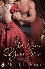 Vente Livre Numérique : Written On Your Skin  - Meredith Duran
