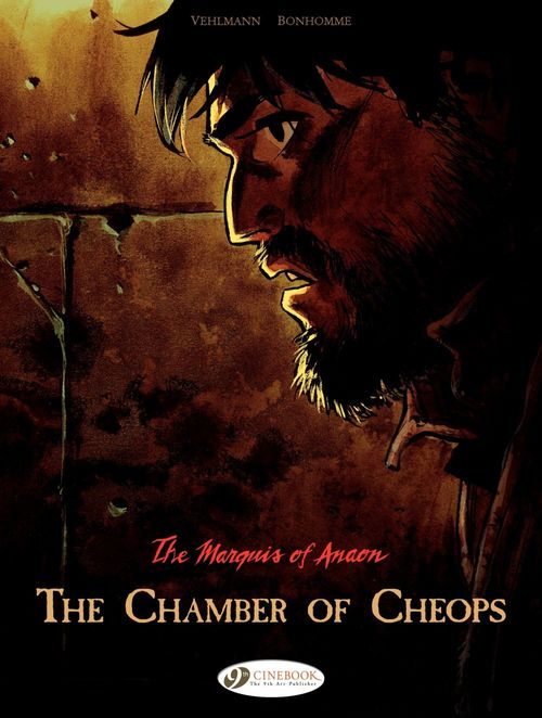 The marquis d'Anaon T.5 ; the chamber of Cheops  - Matthieu Bonhomme  - Fabien Vehlmann