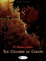 The marquis d'Anaon T.5 ; the chamber of Cheops