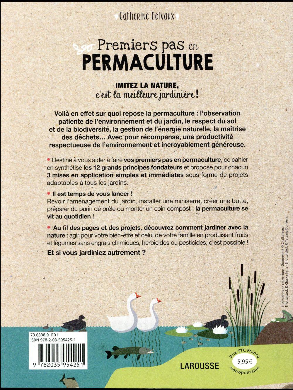 premiers pas en permaculture ; imitez la nature, c'est la meilleure jardinière !