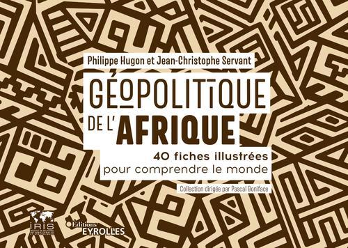 Géopolitique de l'Afrique ; 40 fiches illustrées pour comprendre le monde