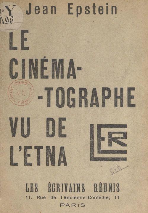 Le cinématographe vu de l'Etna