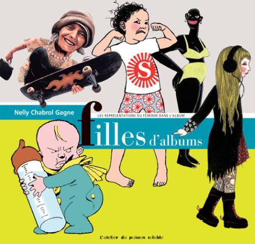 Filles d'albums : les représentations du féminin dans l'album