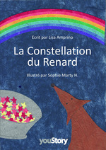 La constellation du renard  - Amprino Lisa - Sophie Marty H.