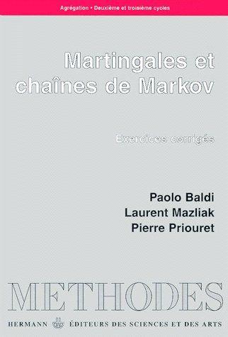 Martingales et chaînes de Markov