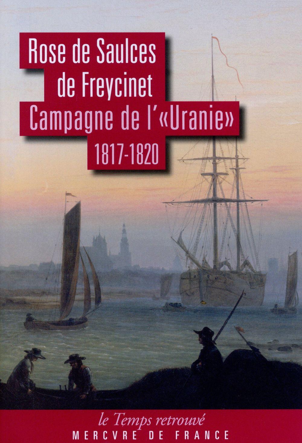 Journal ; campagne de l'Uranie '1817-1820)