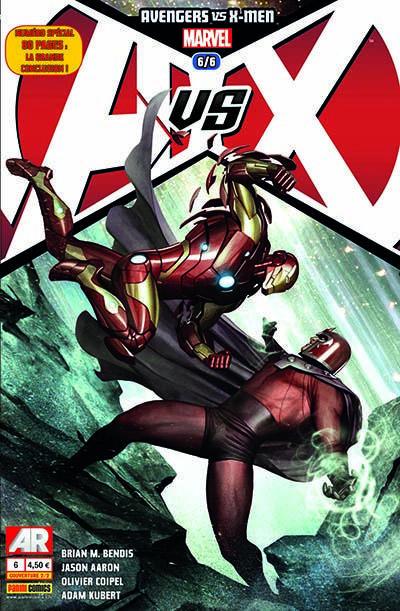 Avengers Vs X-Men 6  2/2