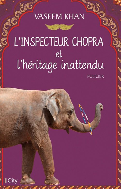 L'inspecteur Chopra et l'héritage inattendu