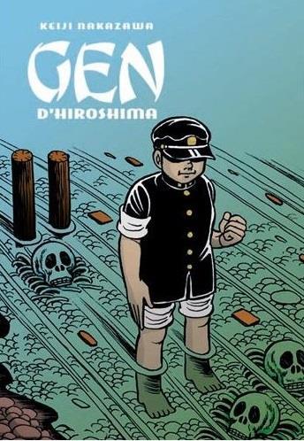 Gen d'Hiroshima ; INTEGRALE VOL.4 ; T.7 ET T.8