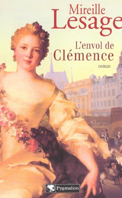 Clemence - t01 - l'envol de clemence