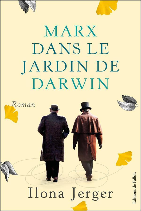 MARX DANS LE JARDIN DE DARWIN