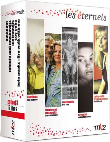 Coffret les éternels - 5 films - Volume 3