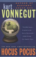 Vente Livre Numérique : Hocus Pocus  - Kurt Vonnegut