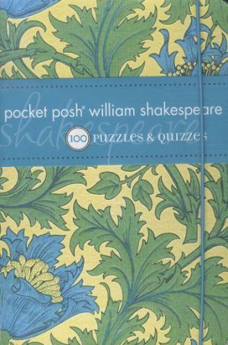 Pocket posh william shakespeare - 100 puzzles and quizzes