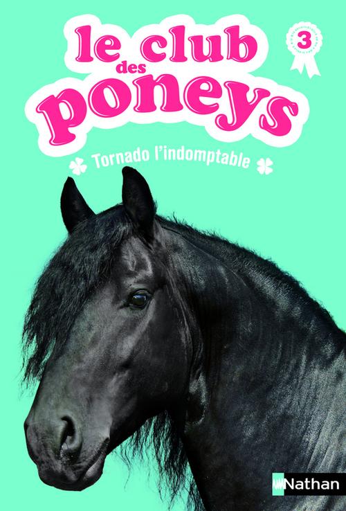 Le club des poneys t.3 ; tornado l'indomptable
