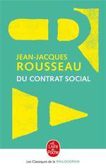 Couverture de Du contrat social