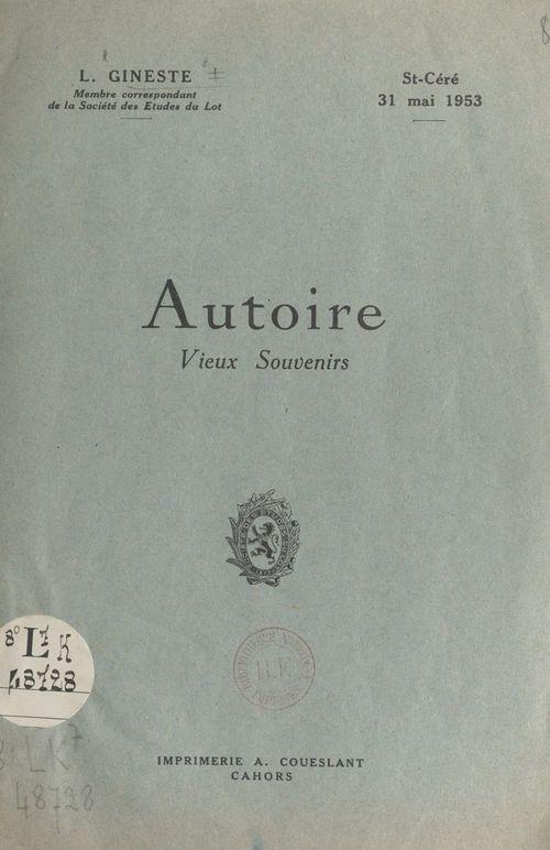 Autoire