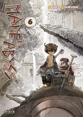 Made in abyss T.6