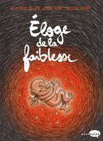 Vente EBooks : Eloge de la faiblesse  - Alexandre Jollien - Corbeyran