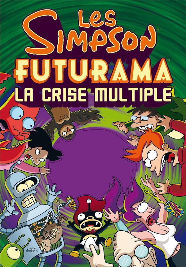 Les Simpson Futurama ; La Crise Multiple