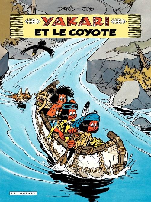 Yakari t.12 ; Yakari et le coyote