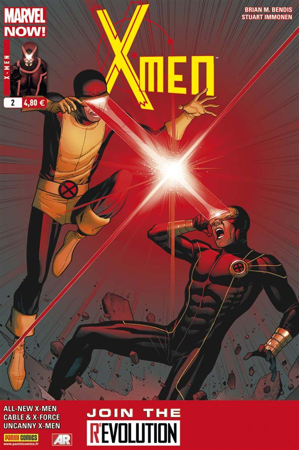 X-Men 2013 002 Cover Librairie