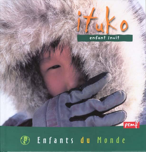Itiko enfant inuit