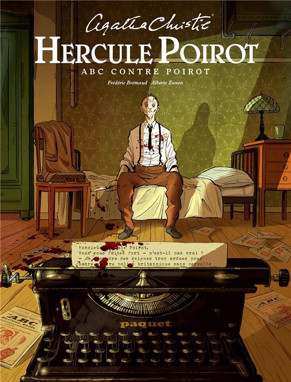Hercule Poirot ; A.B.C. contre Poirot